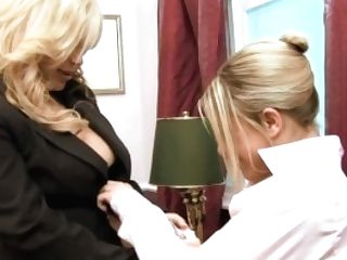Office Damsels Vol 1 - Scene Six