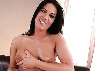 Athina Dreaming About Real Fuck-a-thon With Real Man With Fake...