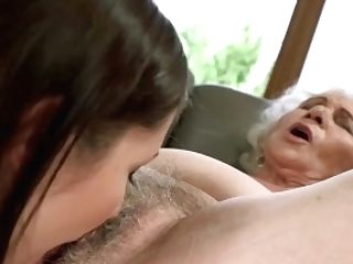 21sextreme Teenager Is Muff-diving Granny's Box